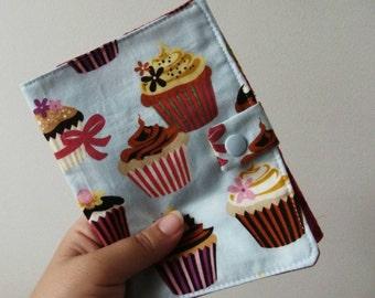 Cupcake Crayon Wallet