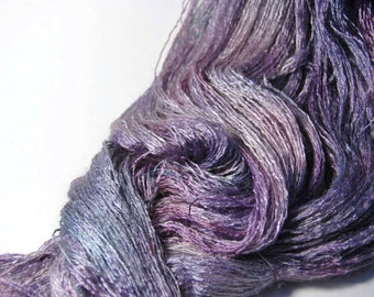 REI  LACE  in Purple Veil - One of a Kind