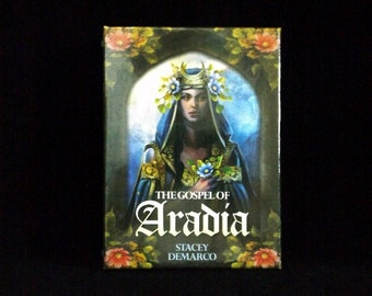 The Gospel of Aradia Tarot Deck - Wiccan, witchcraft supply, divination tool, fortune telling