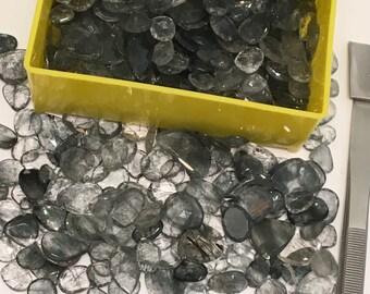 Tourmalinated Quartz loose gemstones