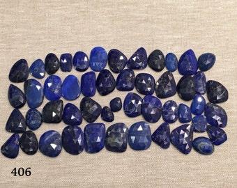 Lapis polki large loose stones