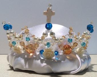 Custom Beaded Crown