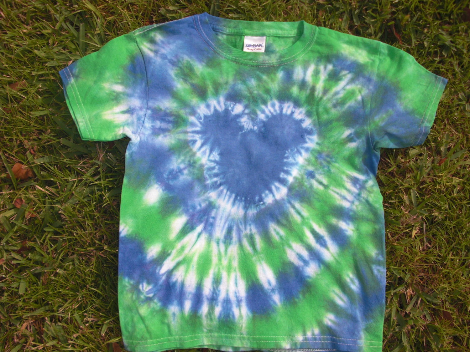 Kids custom mouse head tie dye shirts in by for Customized tie dye shirts
