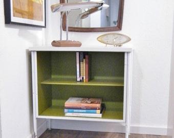 Vintage Cal Vista Cabinet - Mid Century Storage Cabinet