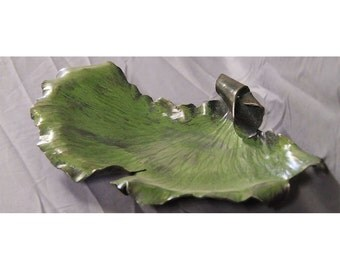 Ginko Metal Serving Dish | Serving Ware| Decorating Ideas | Home Accessories
