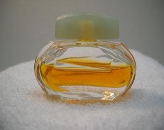 Vintage Knowing Estee Lauder eau de parfum 0.12 oz Mini Perfume 1/2 Full