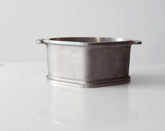 Guardian service cookware, mid-century hammered aluminum kitchen pot