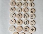 Math Magnets (Set of 27)