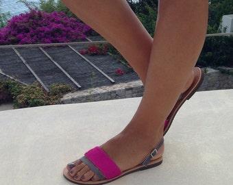 The Celeste Sandal