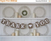 CHRISTMAS in JULY SALE Thank You Banner