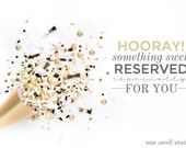 Reserved for Apryl  :)