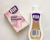 Rit Dye, Tan, Color Remover