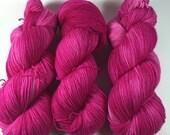 Hand Dyed Yarn, Ultra Soft Merino Superwash, Fingering Yarn, Superwash Merino,Yarn, multi colored yarn, As You Wish
