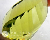 Lemon Citrine Twisted Briolette Fancy Cut Wholesale Gemstone for Pendant November Birthstone