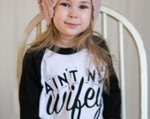 Aint no Wifey Adult size Medium