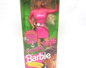 Vintage 1992 Earring Magic Barbie NIB
