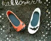 Special Halloween!! Orange shoes for Minifee, Unoa, MOE, JID, Msd, BJD, Unoa on box