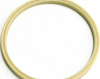 "10"" Wood Embroidery Hoop : F. A. Edmunds smooth edges stitching frame counted cross stitch hardanger embroidery needlework diy"