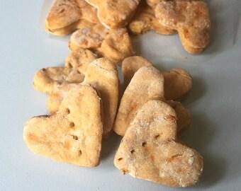 Healthy Benefits - Bikini Bod - Natural Probiotics - Low Calorie  Dog Treats - Carrot Crunchies, 48 count - Overweight