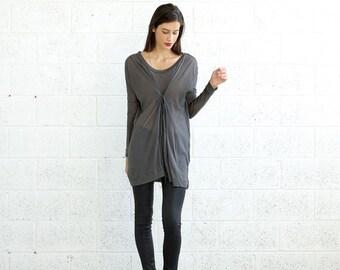 Summer Sale On Sale 30%, Love Dress, Dark Grey.