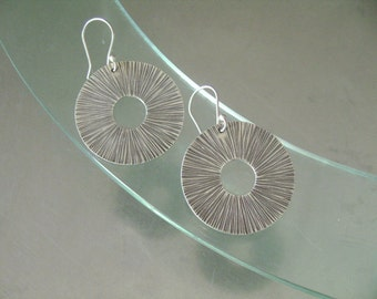Thailand Handmade Silver Earrings - The Classic of Radiance (7)