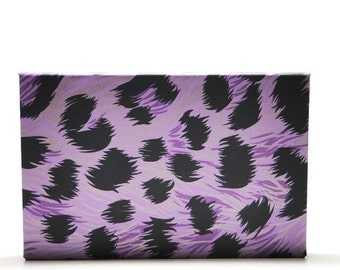 Basic Premium Double Sided magnetic makeup palette Eyeshadow Organizer Storage - Purple Vixen