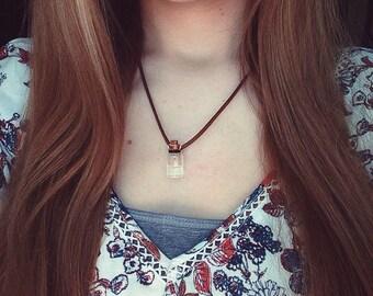 Essential Oil Diffusser Necklace
