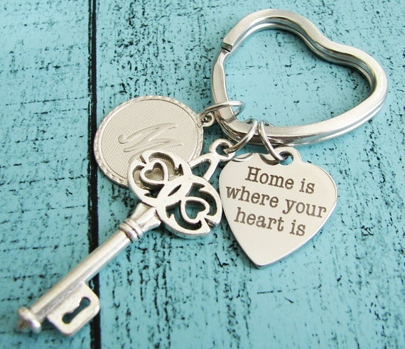 Personalized Housewarming Gift New Home Gift First Home