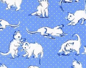 Kitten Play Fabric