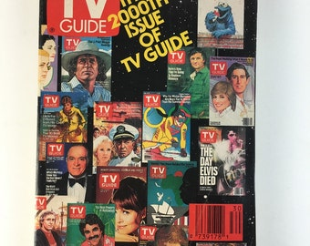 TV Guide Special Collector's Edition 1991 Issue