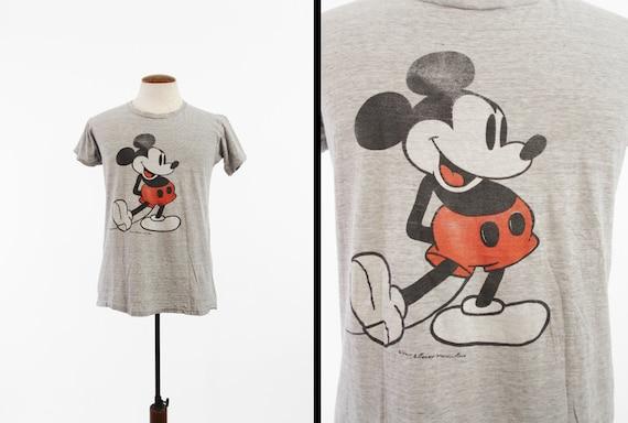 Mickey Mouse Shirt Usa Tour