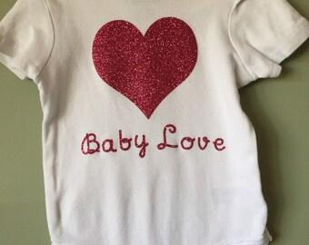 Baby Love onsie