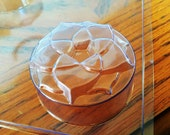 Milky Way Guest Lotus Soap Mold   - DESTASH / Clearance