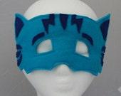 Catboy Mask - Felt Mask Catboy - Catboy felt mask for Catboy costume