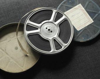 vintage 9.5mm black and white silent movie charlie chaplin my umbrella