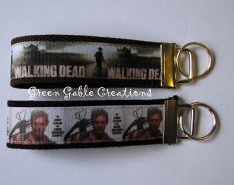 The Walking Dead Key Fob/Key Chain