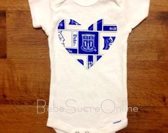 Duke University Girls Bodysuit