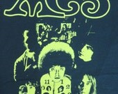 MC5 Dead Stock Band T Shirt Sale Adult Medium Stooges Iggy Pop