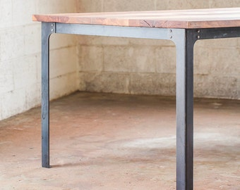 Industrial Dining Table Legs
