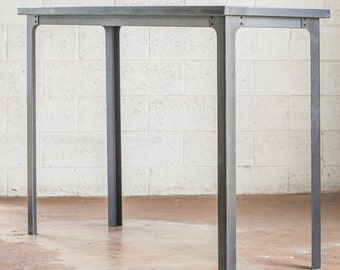 Industrial Bar Table Legs