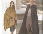 Vogue 7641 Cape Pattern Sizes 16 18 20 22   Bust 38  40  42 44