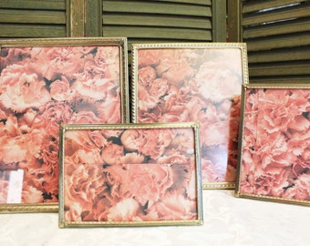 Instant Picture Frame Collection Gold Metal Frames