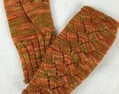 100% Merino Wool Fingerless Gloves, 62