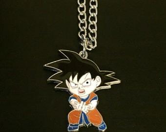 Dragon Ball Z Goku Necklace