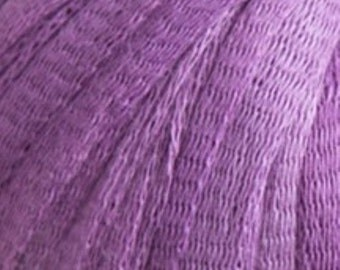 Debbie Bliss Delphi - 100% Soft Cotton - Bulky Weight - 54 yds/ball - Lilac