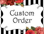 Custom Order for Grit Antiques