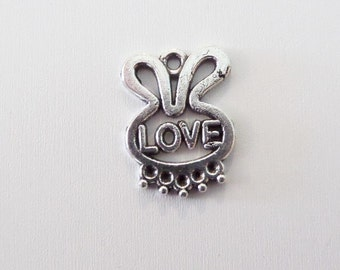 5CT. Bunny Love Charms, (Y2)