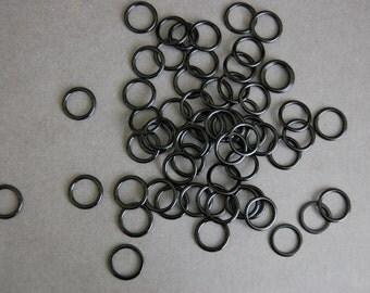 10mm Black Ring