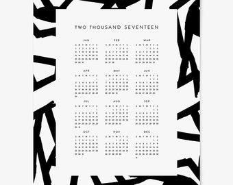 11x14 Calendar Etsy