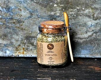 Italian Artisan spices, seasoning blends & gourmet salts